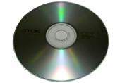 Диск CD-R TDK 700 Мб 52х замок, упор, 100 шт/уп туба~~