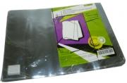 Обложка для учебников, индив. штрихкод, 233х330, ПВХ, 120 мкм