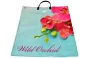 Пакет пласт. руч. Б Розовая орхидея