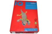 Бумага IQ color А4, 160 г/м, 250 л., интенсив кораллово-красная CO44 ш/к 00976 цена за 1 лист