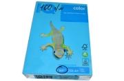 Бумага IQ color А4, 160 г/м, 250 л., интенсив светло-синяя AB48 ш/к 00969 цена за 1 лист