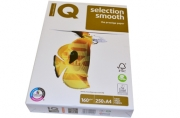Бумага IQ SELECTION SMOOTH А4, 160г/м, 250л., д/струйной и лазерной печати, А+,  (цена за 1 лист) Австрия, 169% (CIE)