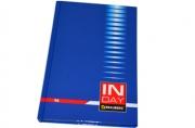 Блокнот А5 96л. обл. ламин., кл., BRAUBERG, Индей синий, 135*206мм