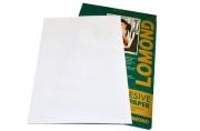Этикетка самоклеящаяся LOMOND на листе формата А4, 8 этик., размер 105х74, 3мм, белая