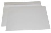 Конверты С4, КОМПЛЕКТ, отрывная полоса STRIP, белые, 229х324мм, ш/к-70758