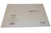 Папка Дело картонная (без скоросшивателя) ОФИСМАГ, гарантировання плотность 320 г/м2, белый, до 200л.