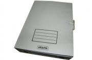Папка с завязками ATTACHE гофрокартон белый 7см 50шт/уп.