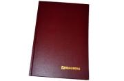 Книга учета 96линия А4 б/в офсет 200*290мм, BRAUBERG блок офсет, 130070/КУ-522, 130070