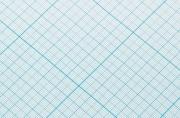 Миллиметровка А1 голубая УДП М-001/68467