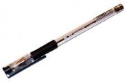 Ручка шариковая Beifa АА999 0,5 мм черный с рез. манж. Китай