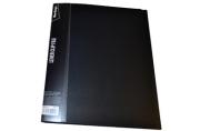 """Папка с зажимом 17мм, 700мкм, черная, Berlingo """"Standard"""""""