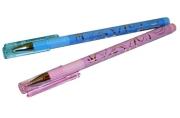 Ручка шариковая BRAUBERG Узоры, корпус с печатью ассорти, узел 0, 7мм, линия 0, 35мм, синяя, 141539