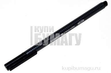 """Ручка-роллер STAEDTLER (Германия) """"Triplus Roller"""", ЧЕРНАЯ, трехгранная, узел 0, 7 мм, линия письма 0, 4 мм, 403-9"""