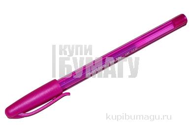 Ручка шариковая PAPER MATE Inkjoy 100, РОЗОВАЯ, корпус тониров. розовый, 1, 2мм, линия 1мм, S0977320