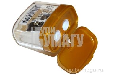 Точилка пластик контейнер ассорти CENTRUM 82721