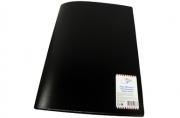 Папка с 30 вкладышами OfficeSpace, 21мм, 400мкм, черная