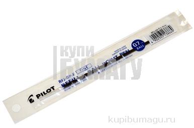 Стержень шариковый масляный PILOT RFJ-GP-F, 144мм, 0. 7 мм синий