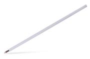 Стержень шариковый масляный BRAUBERG, 139 мм, СИНИЙ, евронаконечник, узел 0, 7 мм, линия письма 0, 35 мм, 170203