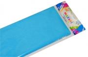 Бумага цветная креповая 50*250см MAZARI плотн 32г синяя M-8846