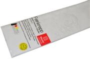 Бумага цветная креповая 50*250см плотн 32г белый е/п WEROLA 12800-100