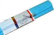 Бумага цветная креповая 50*250см WEROLA плотн 32г светло-голубой