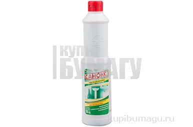 Чистящее средство для сантехники Санокс, 750мл
