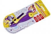Циркуль ЮНЛАНДИЯ пластиковый с карандашом, 140мм, блистер, 210653
