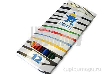 Набор карандашей цветных, 12 цв.,  (KOH-I-NOOR)