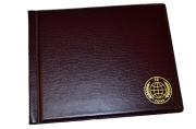 Альбом для монет OfficeSpace 205*165 на 72 монеты, 6 листов, ПВХ