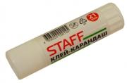 Клей-карандаш 21г STAFF эконом