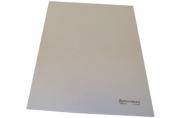 Папка-уголок жесткая BRAUBERG прозрачная 0, 15мм, 221641