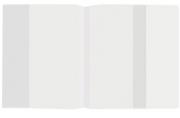 Обложка ПП для учебника и тетради, А4, STAFF/ПИФАГОР, универсальная, плотная, 300*590 мм, 223076