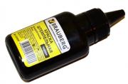 Краска штемпельная BRAUBERG черная 45 мл, на водной основе, 223597