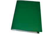 Папка 80 вклад. STAFF зеленая 0, 7 мм,