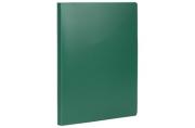 Папка 2 кольца STAFF, 21 мм, зеленая, до 170 листов, 0,5 мм, 225719