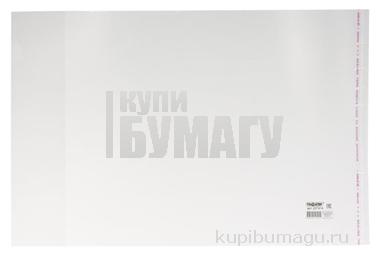 Обложка ПП для учебников ПИФАГОР, универсальная, КЛЕЙКИЙ КРАЙ, 70 мкм, 250*380 мм, ШК, 227414