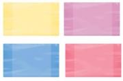Обложка ПЭ для дневников и тетрадей ПИФАГОР, цветная, 60 мкм, 210*350 мм, 227422