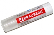 "Клей-карандаш BRAUBERG ""Crystal"", 9 г, прозрачный, 227967, PVP"