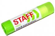 Клей-карандаш УСИЛЕННЫЙ STAFF Profit, 8 г, PVP-основа,