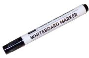 Маркер для белой доски черный, пулевидный, 2, 5мм OfficeSpace