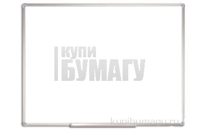 Доска магнитно-маркерная STAFF 90*120 см, алюминиевая рамка 235463