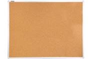 Доска пробковая BRAUBERG 90*120 см, алюминиевая рамка, ГАРАНТИЯ 10 ЛЕТ, РОССИЯ, 231711