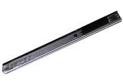 Нож канцелярский 9 мм усиленный, металлический корпус, автофиксатор, клип, STAFF, 237081