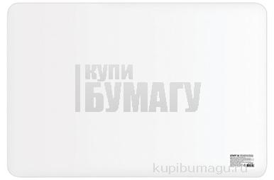 Коврик-подкладка настольный для письма 48х65см, STAFF, прозрачный, 237089