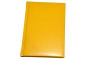 """Ежедневник недат., A6, 160л., балакрон,  """"Ariane"""", желтый, OfficeSpace"""