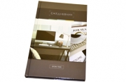 "Ежедневник недат., A5, 136л., 7БЦ ""Офис. Work time"", глянцевая ламинация, OfficeSpace"