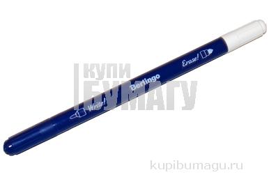 """Ручка капиллярная стираемая Berlingo """"Пиши-Стирай"""" синяя, 1, 0мм"""