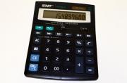 Калькулятор STAFF настольный STF-888-12, 12 разрядов, двойное питание, 200х150мм