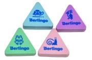 "Ластик Berlingo ""Zoo"", треугольный, термопластичная резина, 28*24*10мм"