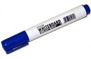 Маркер для белой доски круглый наконечник 5. 0мм синий СС3120 257243